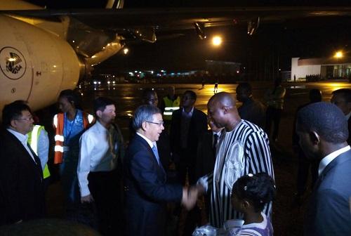 Coopération: Le vice-Premier ministre chinois félicite  Roch Kaboré pour son «choix d'une seule Chine»