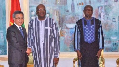 Coopération Burkina-Chine: Roch Kaboré invité en Chine