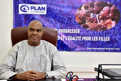 Monsieur Yaouba KAIGAMA nouveau Représentant Résident de Plan International au Burkina Faso