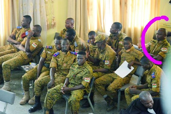 Soldat Boureima Zouré: L'interrogatoire du commando analphabète