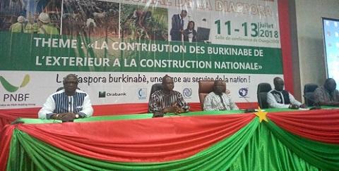 Forum national de la diaspora: Vers une politique nationale qui renforce la protection des Burkinabè vivant à l'étranger?