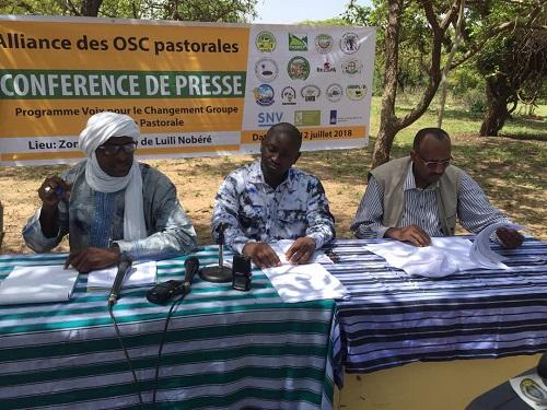 Récurrence de conflits agriculteurs-Eleveurs: des Organisations de la société civile pastorales mènent un plaidoyer auprès des décideurs