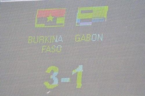 CAN U-20: Les Etalons victorieux des Panthères à Ouagadougou (3-1)