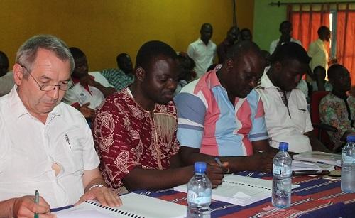 Soutenance de master spécialisé en infrastructures à l'ESUP-J: Alfred Mboyema, le premier à obtenir le diplôme