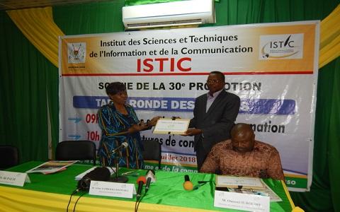ISTIC: Des conventions pour renforcer les liens de partenariat