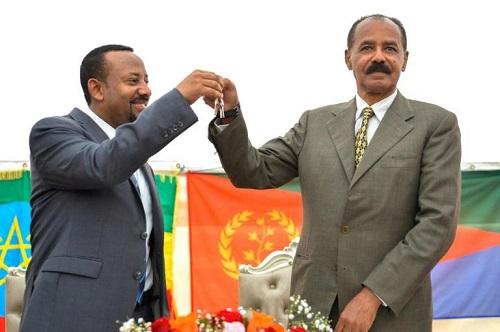 Corne de l'Afrique: réconciliation ou dégel entre l'Ethiopie et l'Erythrée?