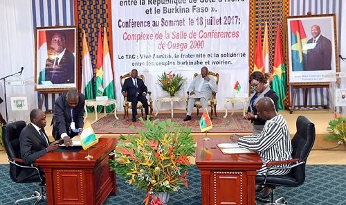 7eme Sommet du TAC: Yamoussoukro se prépare à réserver un accueil fraternel à la délégation burkinabé