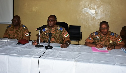 USFA: Le colonel-major Oumarou Sawadogo rebelote pour deux ans