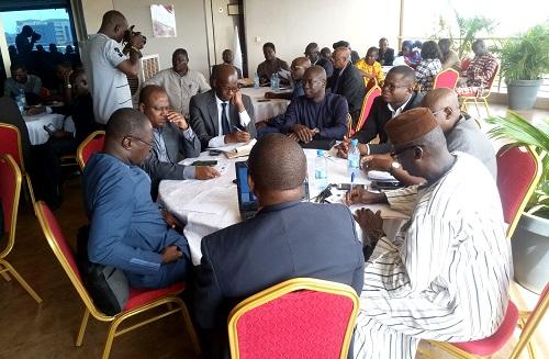 Développement du commerce: Des acteurs se concertent sur la facilitation des échanges