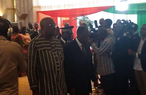 TAC: les présidents Alassane Ouattara et Roch Kaboré battent en brèche l'opinion selon laquelle «rien n'a été fait»