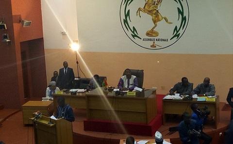Relecture du code électoral: L'opposition parlementaire claque la porte, le projet de loi adopté à la majorité
