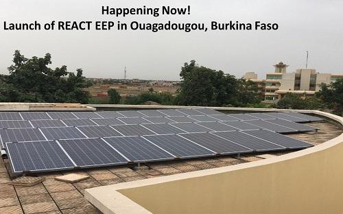 Energie solaire: Un nouveau projet pour électrifier 600 ménages et PME