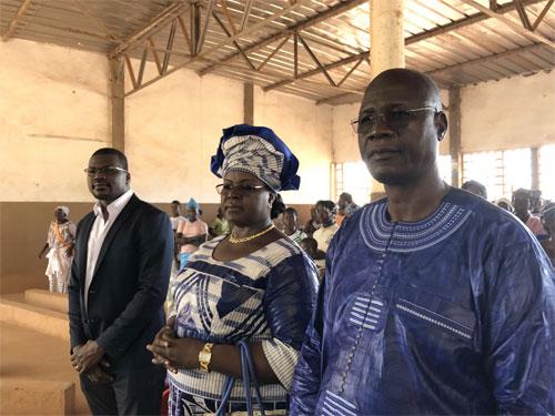 Nayala: Le commissaire Marcel Paré rend grâce à Dieu pour sa carrière professionnelle