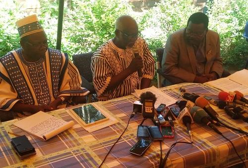 Code électoral révisé: La vie des Burkinabè est en danger, selon l'opposition politique