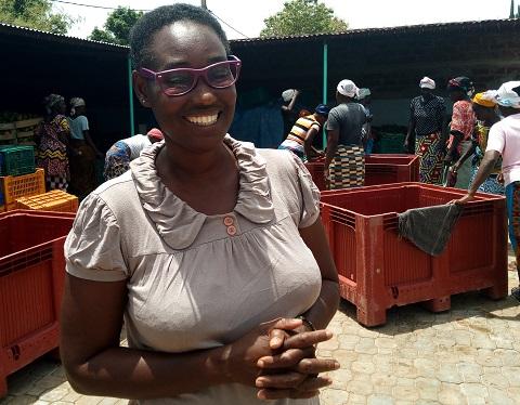 Fatoumata Alice Riouall/Diallo: De marchande ambulante à chef d'entreprise, le parcours d'une battante
