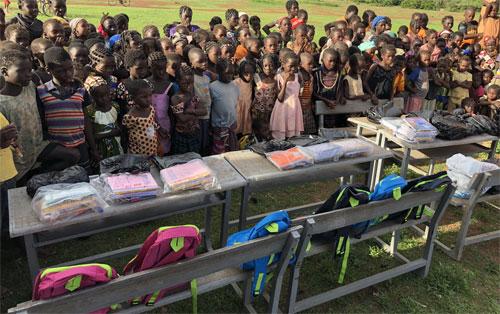 Nayala: Le village de Koin célèbre l'excellence à l'école primaire