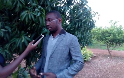 Mortalité de lapins au Burkina: «L'Etat nous a abandonnés à notre triste sort» Moumouni Simporé, président de l'association des éleveurs de lapins