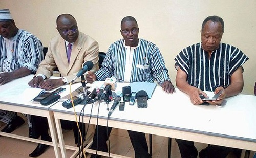 Burkina Faso: Le Tribunal civil ordonne une cessation de l'utilisation du nom et du logo de l'UPC par l'UPC-RD