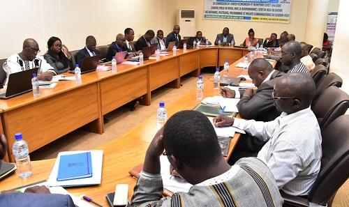 4e revue annuelle de l'UEMOA: Le Burkina Faso passe à la loupe des experts de la commission