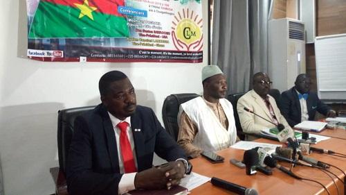 Burkina Faso: Le mouvement