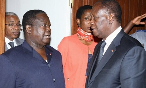 Côte d'Ivoire: Henri Konan Bédié met fin à son union avec le parti au pouvoir