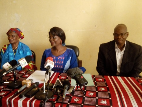 Lutte contre les mutilations génitales féminines: Sika Kaboré sollicite le concours des «femmes de tenue»