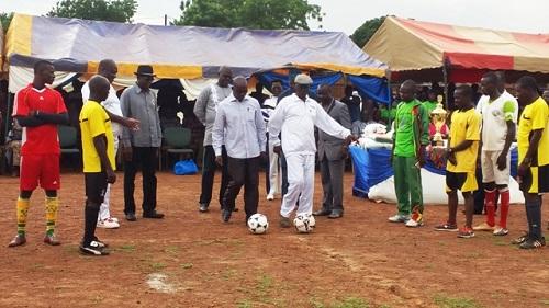 «Coupe de la Fraternité du Sanguié» 2018: Promouvoir l'unité à travers le sport