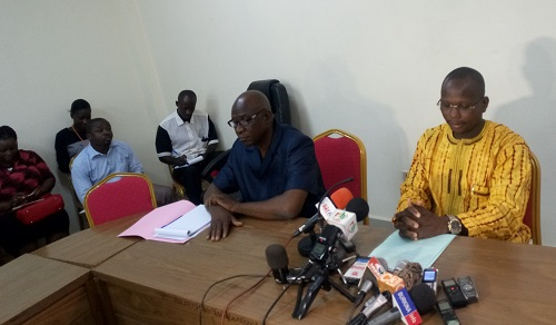 Suspicion de fraude au recrutement des Instituteurs adjoints certifiés: Il n'en est rien, selon le ministre de l'Éducation