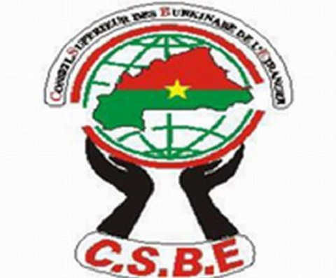 Vote des Burkinabè de l'étranger: Le CSBE France se dit surpris par les modalités