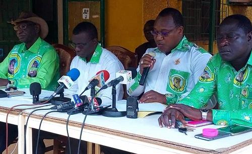 Révision du code électoral: L'UPC réagit aux propos de Simon Compaoré selon lesquels