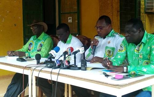 Situation nationale: L'UPC espère que le président du Faso ne promulguera pas le code électoral, «s'il est soucieux de la cohésion sociale»