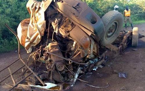 Région de l'Est: Le bilan de l'explosion du véhicule de la gendarmerie passe à six morts