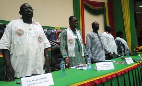 UNIR/PS: Les cadres du parti apportent leur ''soutien sans faille '' au nouveau code électoral