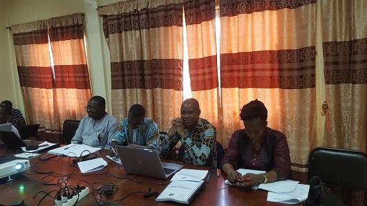 Gestion intégrée des ressources en eau: L'Agence de l'eau du Nakanbé plaide pour l'adoption d'un plan triennal de communication