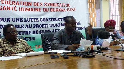 Santé: Trois syndicats se constituent en fédération