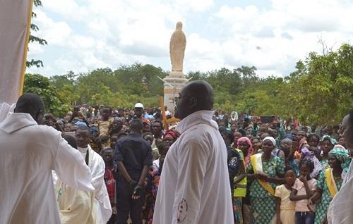 Assomption 2018: Les fidèles catholiques invités à marcher  sur les pas de Marie