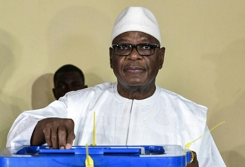 Mali: Ibrahim Boubacar Keita remporte l'élection présidentielle avec 67,17% des voix