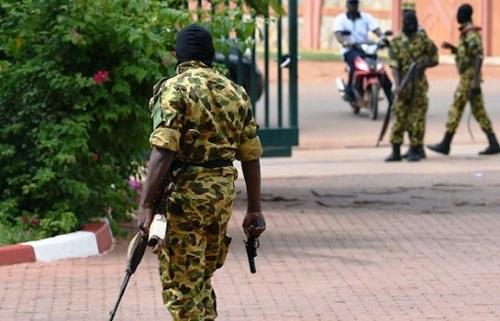Audition: «Je l'ai couché à plat ventre et je l'ai frappé», concède le Caporal Saïdou Lankoandé
