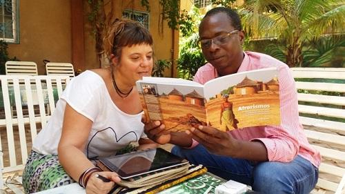 Littérature: Lara Ripoll édite un recueil de proverbes africains pour les élèves du Burkina
