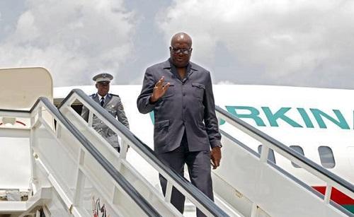 Coopération Burkina - Chine: le président du Faso à Pékin pour la relance et le renforcement des relations bilatérales