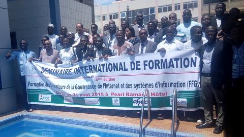 TIC: un colloque de formation de formateurs sur la gouvernance de l'Internet