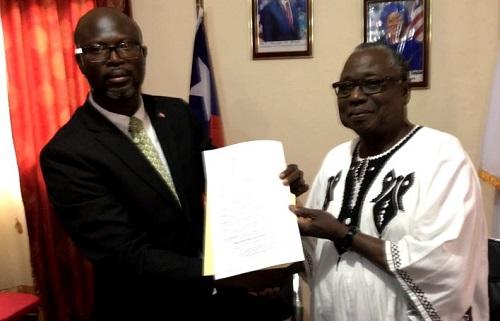 Liberia: La société immobilière burkinabè, GELPAZ-IMMO SA, obtient la construction de 50 000 logements