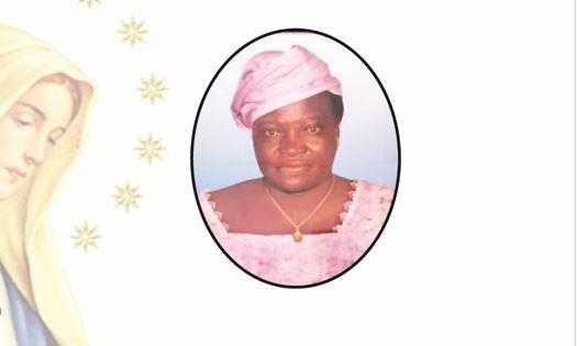 Décès  de MmeBONKOUNGOU née COMPAORE Fatimata Béatrice: Remerciements et faire part