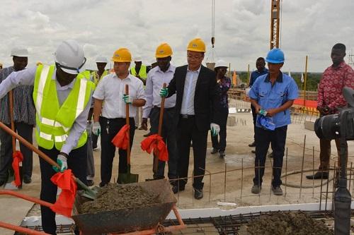 Rétablissement de la coopération sino-burkinabè: un acte fort posé à l'Université Ouaga II