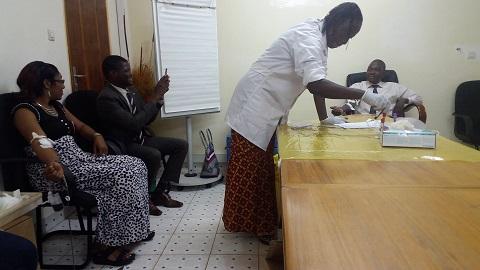 Banque de l'habitat du Burkina Faso: Les travailleurs donnent leur sang pour sauver des vies