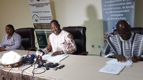 Secteur du coton: Le Salon international du coton et du textile se tient bientôt à Koudougou