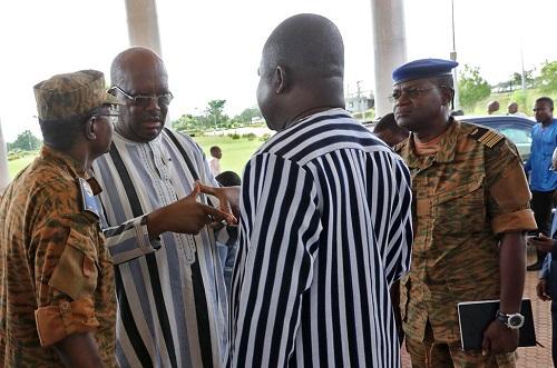 Attaques terroristes répétées: Le président Roch Kaboré rassure, le fléau sera éradiqué
