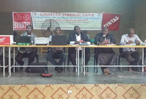 Lutte contre le terrorisme: Des syndicats exigent du pouvoir des actions fortes et urgentes