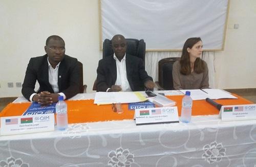 Lutte contre la traite des êtres humains au Burkina: L'OIM forme 25 diplomates à la protection des victimes