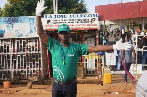 Sécurité routière: Ousmane Sawadogo, un modèle d'engagement citoyen